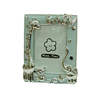 Animal Prints Funny Photo Frame Plating Resin Photo Picture Frame For Baby Gift