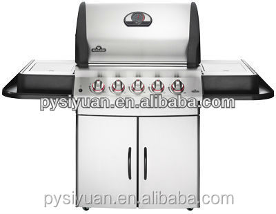 china supplier guangzhou siyuan best price BBQ grill for sale