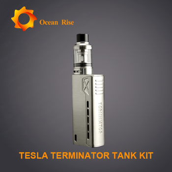 2017 New Vape Mods Tesla Terminator 90w With Affordable Tank Mini Vape Free  Sample - Buy Philippine Mod Vape,Box Mod Vape,Mechanical Mod Vape Product