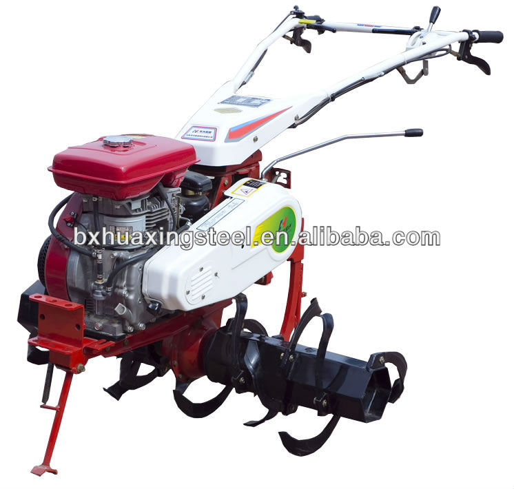 9 HP Gasoline Powered Cultivator Tiller
