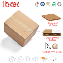 hot sale new style paper cardboard box packaging wholesale