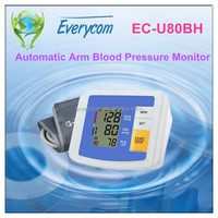 Family and Personal Care Heart Rate Free Digital Blood Pressure Monitor