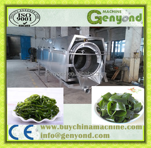 Stainless Steel Seaweed Washing Machine/Kelp Washer Machine