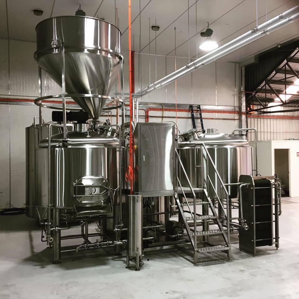large beer equipment beer brewery beer brewing system