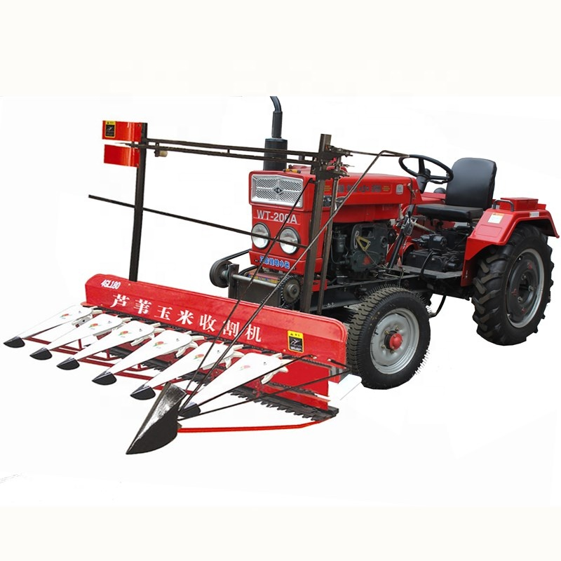 Miwell Kenef Harvester Header Tractor Front Mounted Reaper