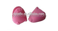 silicone pig shape glove oven mitt and silicone pig pot holder