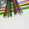 PU PVC Motorcycle ptfe ATV Stainless Steel Braided Hose Motorcycle Hydraulic Brake Hose or Clutch Oil Hose Line