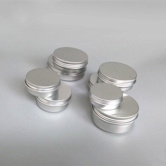 5g 10g 15g 30g 50g 100g 150g 250g Black Empty Aluminum