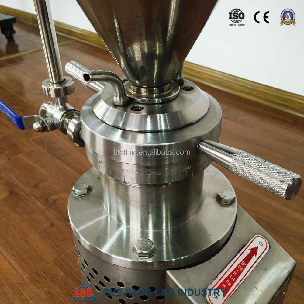 Soybean Milk Colloid Mill Food Equipment