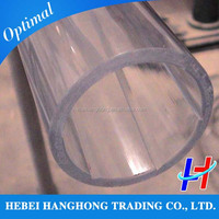 2 inch small diameter clear pvc plastic pipe