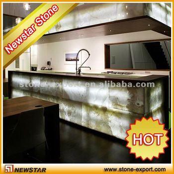 Newstar Lighted Onyx Bar Tops,Onyx Countertops - Buy ...