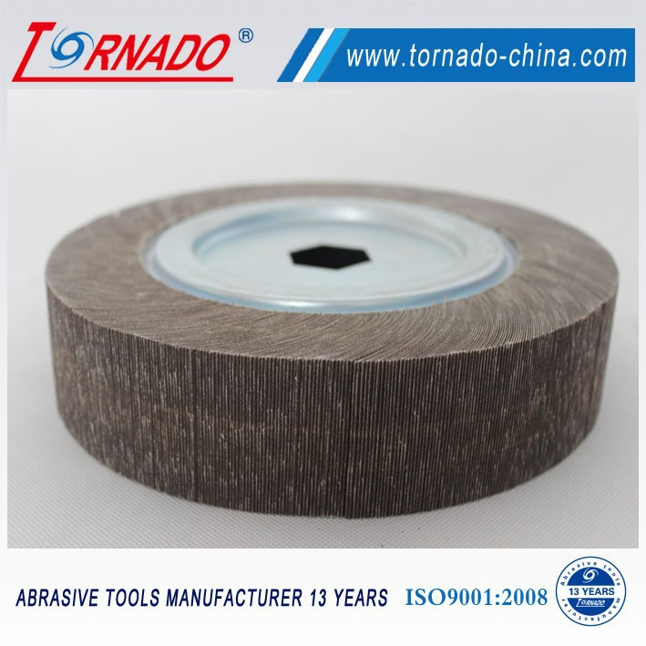 Abrasive Flap Wheel Used on Flap Wheel Machine