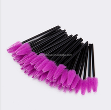 50pcs packed Mascara Wands Applicator Disposable Eye lash Cosmetic makeup brush