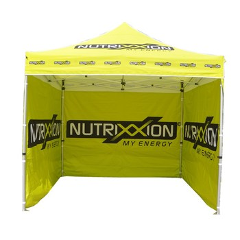 10x10 Aluminum folding trade show canopy tent for sale