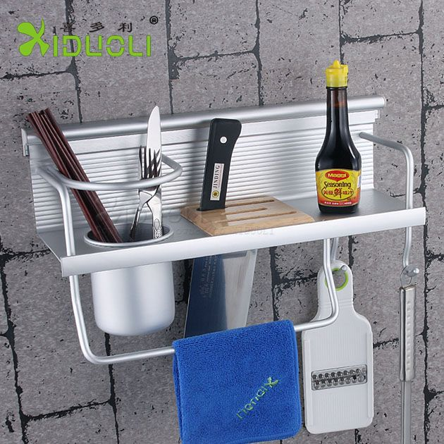 wall spice racks for kitchen/kitchen counter shelf/kitchen tray rack