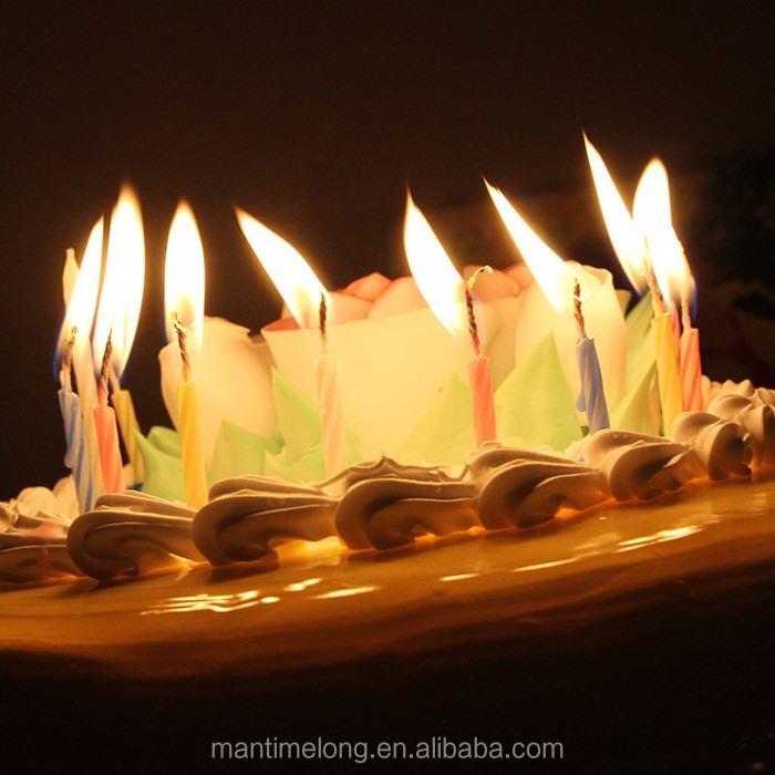 Candles Magic Trick Relighting Candle Birthday Cake Party Fun Blowing Immortal
