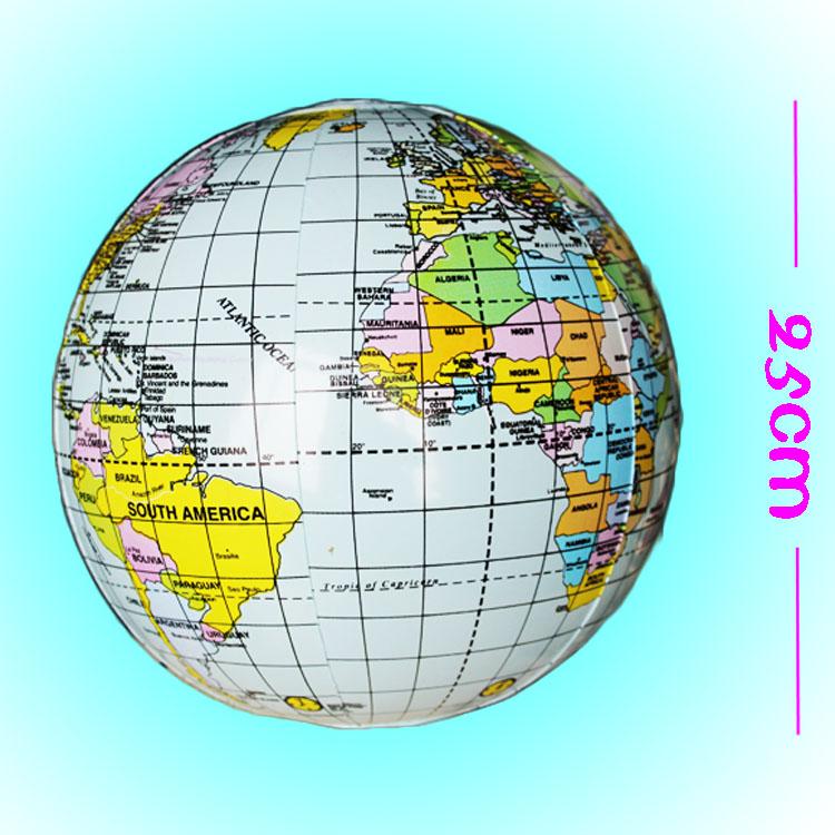 great printing inflatable world globe inflatable world globe ball