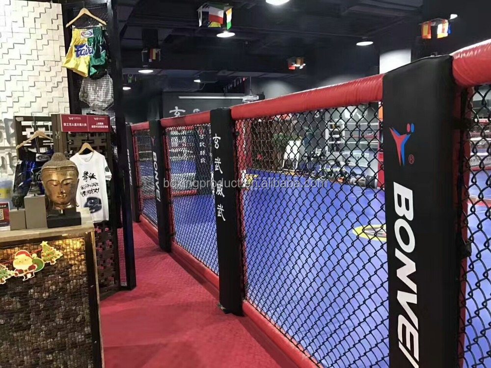 MMA Cage protection panels, MMA cage panel padding