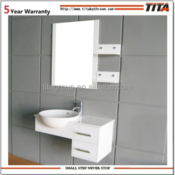 Wall Mounted White Bathroom Cabinet Tm8122 Buy