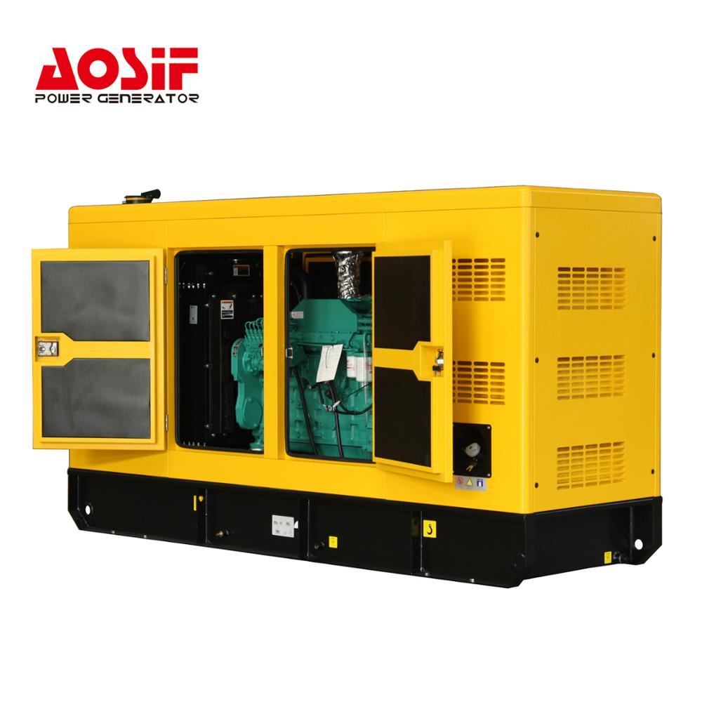 AOSIF New design super silent diesel generator 10kva to 2000kva With Professional Technical Support