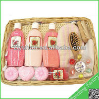 Fragrance Customized Label in Basket Skin Whitening Body Lotion