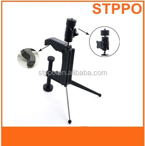 Portable Folding Mini Digital Camera Desktop Travel Tripod Mini Tripod for Canon DSLR Camera