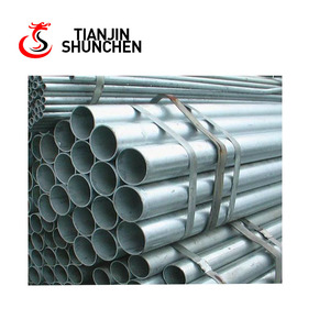 high quality galvanized q235 steel tube factory price