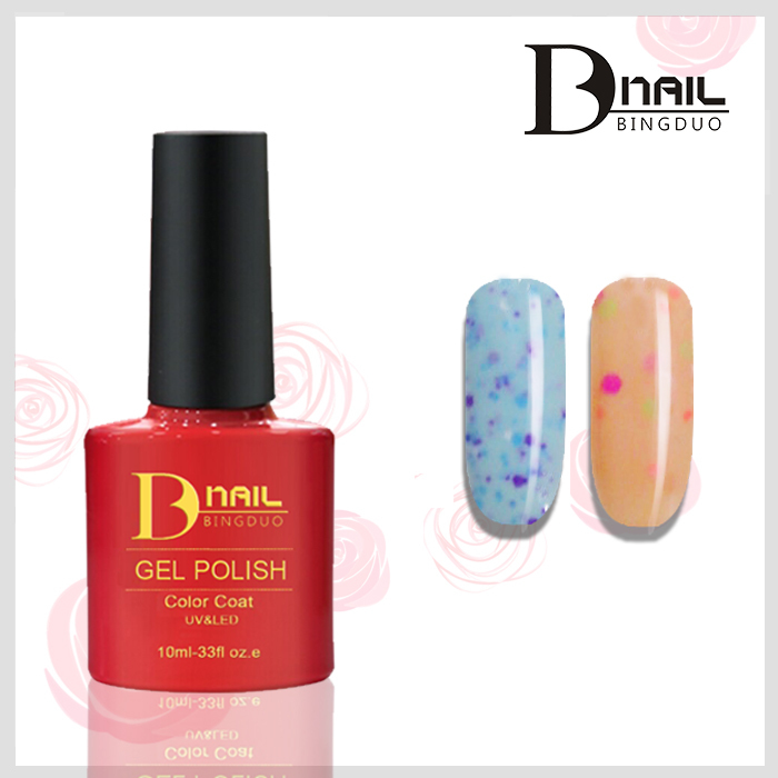 Colors Painting Uv Gel Ice Cream Polish Harmless To People Non Yellowing Nail
