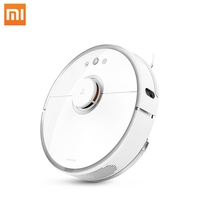 Global Version XIAOMI Roborock S50 MI Robot Vacuum Cleaner 2 for Home Automatic Sweeping Dust Sterilize Mobile Remote Control