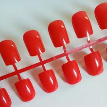 24 шт Плоские поддельные ногти короткий размер акриловые накладные ногти Мода Серый Сделай Сам дизайн ногтей леди салон маникюрные инструме...(Китай)