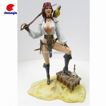 Customized 1:6 Scale Resin Model Kit, Sexy Girl Japanese Anime Figures