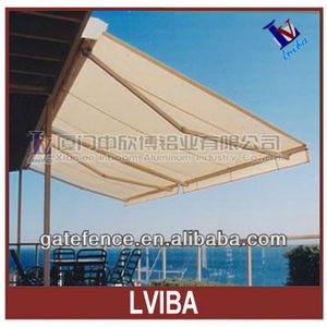 waterproof canvas awning and waterproof retractable awning & commercial retractable awnings