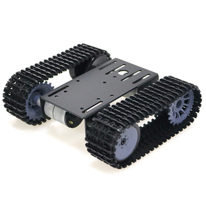 Mini Robot RC Tank Chassis Platform for Robot Project