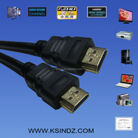 HDMI Cable V1.4& 2.0 High Speed support 2160P 3D With ethernet