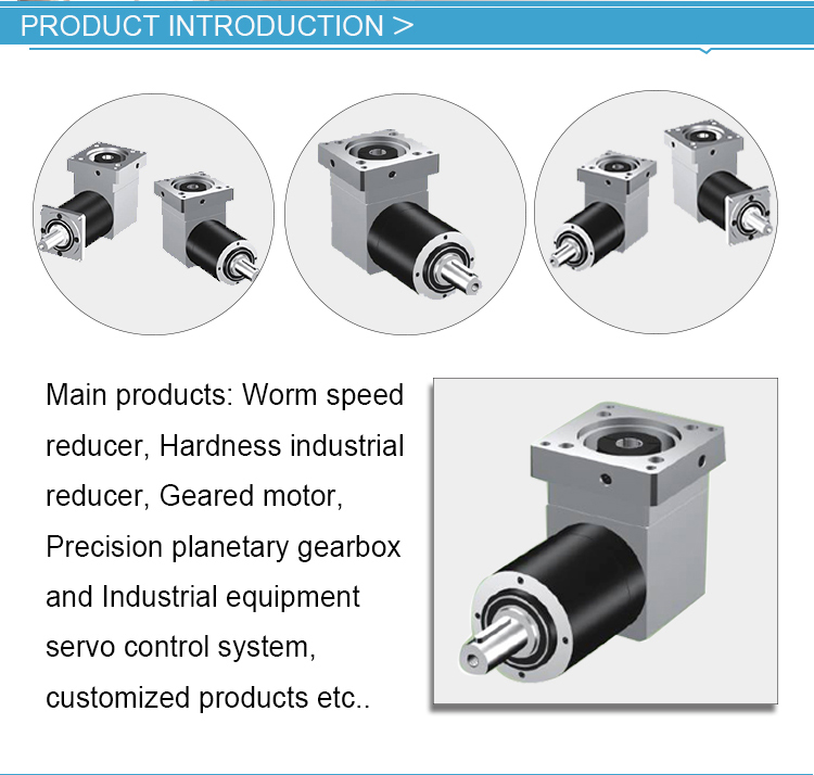 Goldgun manufacturer electric custom planetary gear reducer