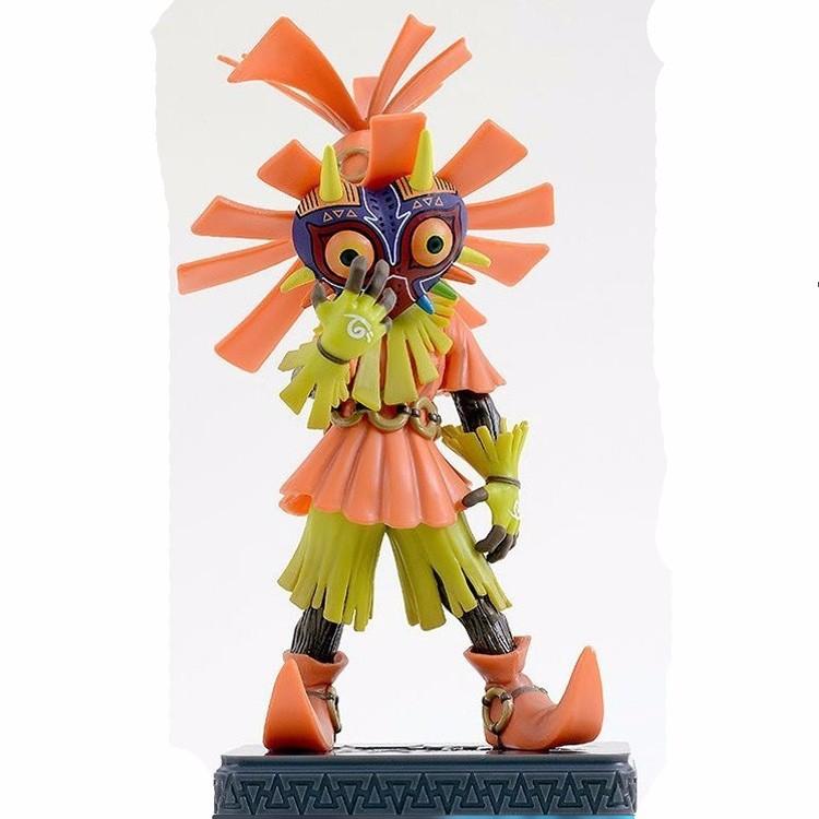 La Leyenda De Zelda: Máscara De Majora (3d) Plástico 3d Juego Figura ...