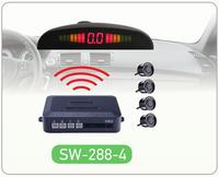 Wireless Reversing Ultrasonic Backup Parking Sensor System