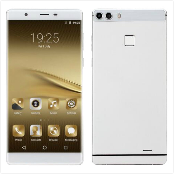 6 inch Quad Core MTK6580 512MB+8GB 3G Two Camera Mobile Cell Phone Unlock Andorid 5.1 Smartphone