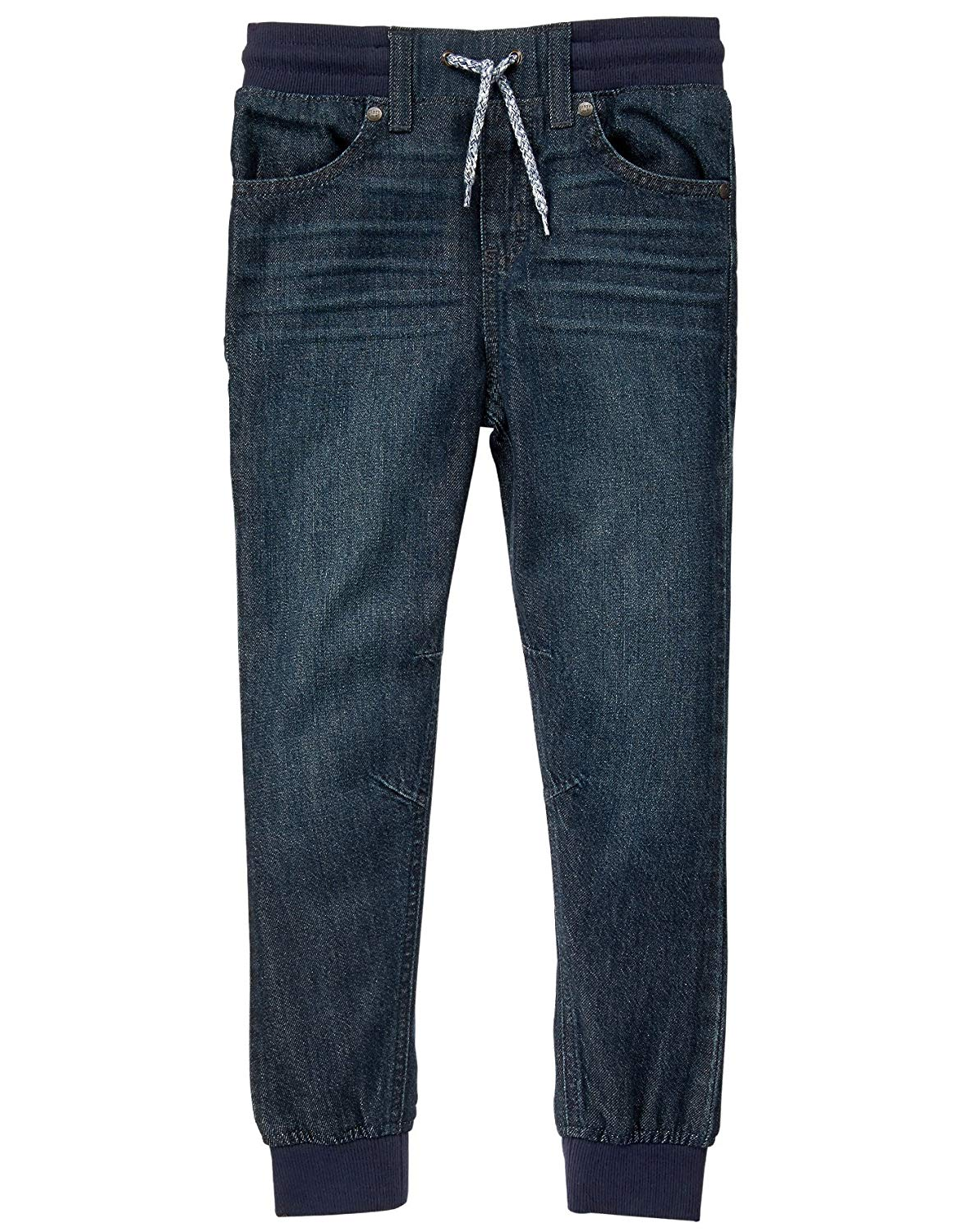 510c0530547f67 ... pants joggers casual men's trousers. Get Quotations · Crazy 8 Boys'  Pull-on Denim Jogger