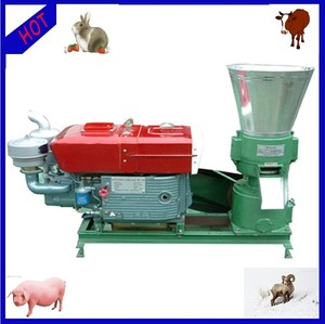 CE approved highly quantity home use mini pellet machine