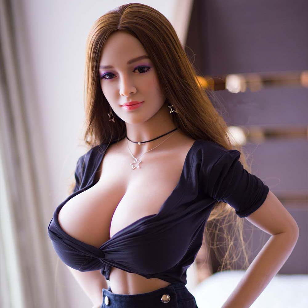 Realistic Silicone Tpe 153Cm Sex Doll With New Body Big Breast Big Ass Skinny Waist Real Life -6074