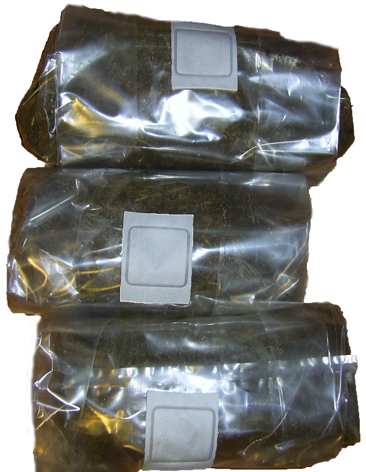 5 One Pound Grow Bags of Maure Based Mushroom Substrate