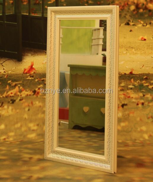 Modern Decorative Wall Mirrors Wood Frame Photo - Wall Art Design ...