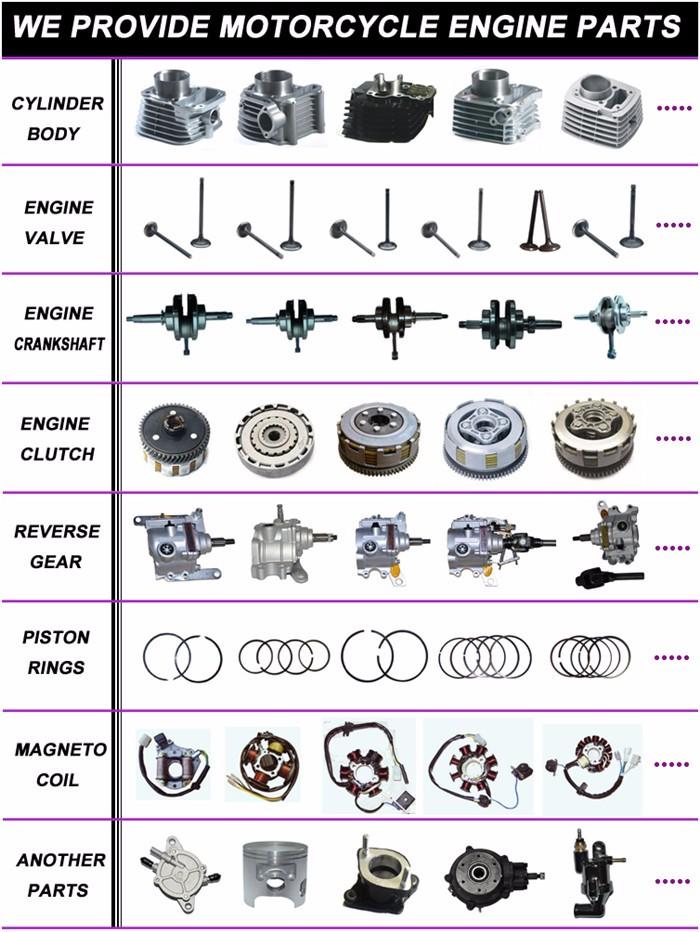 Oem Motorcycle Transmission Parts Chain Drive Sprocket For C100 Biz