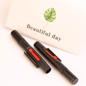 Dust cleaning kits eco-friendly fiber 2 in 1 cleaning pen