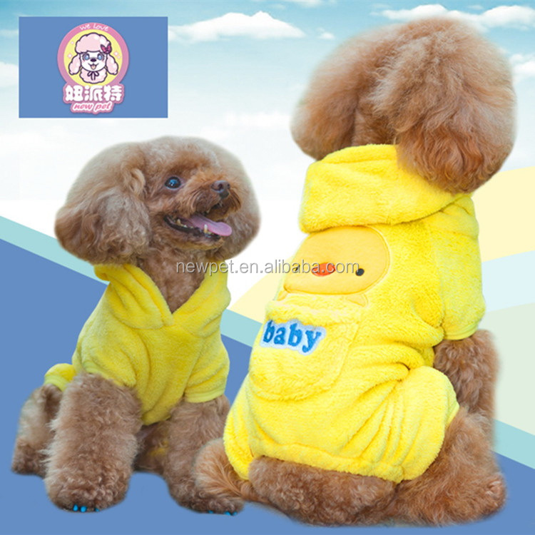 2016 customized best sell dog apparel dog clothes winter dog clothes pet wear