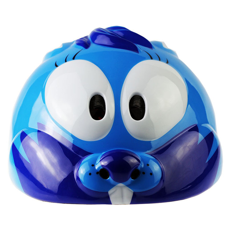 Children bike helmet animal helmet