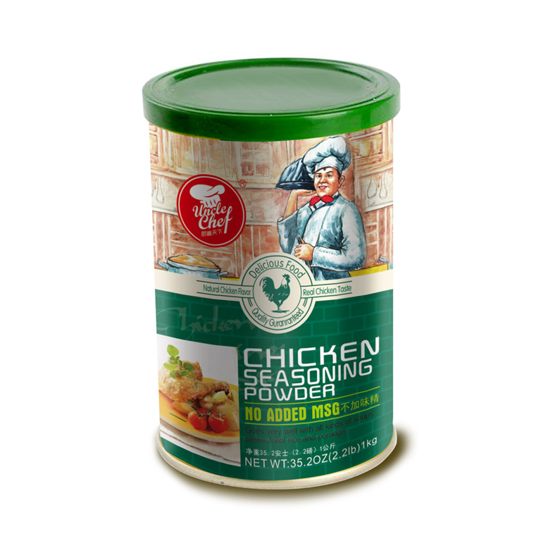 1000g canned Chicken Seasoning Powder NO ADDED MSG