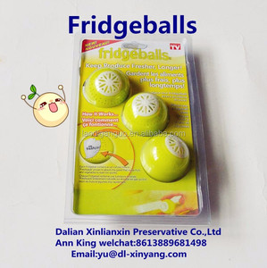 Set of 3 Fridge Balls, Keep Fresh Balls, Model: 32069
