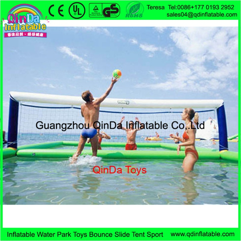 Airtight Kid's Toys Inflatable Beach Floating Volleyball Court ...